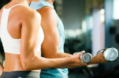 Eet je spieren gezond